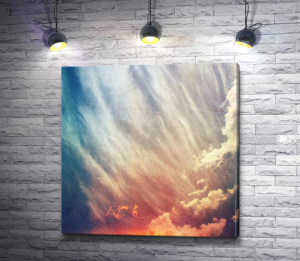 """Картина """"Небесная стена"""""""