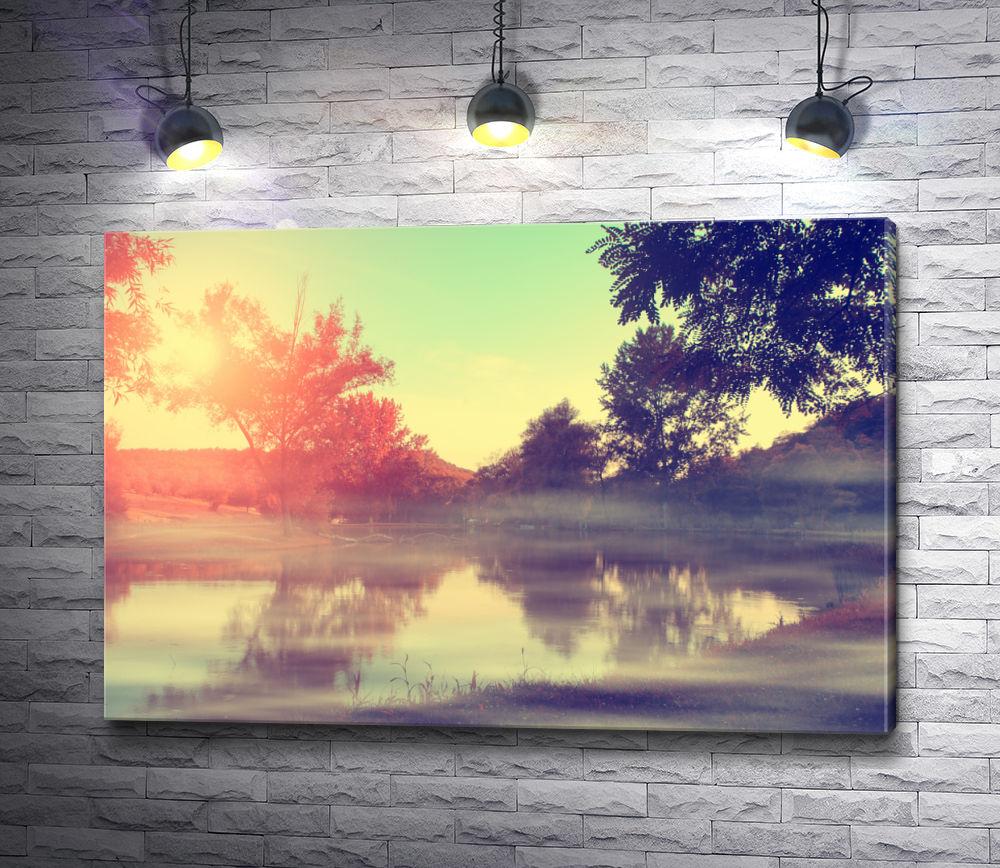 """Картина """"Краски природы"""""""