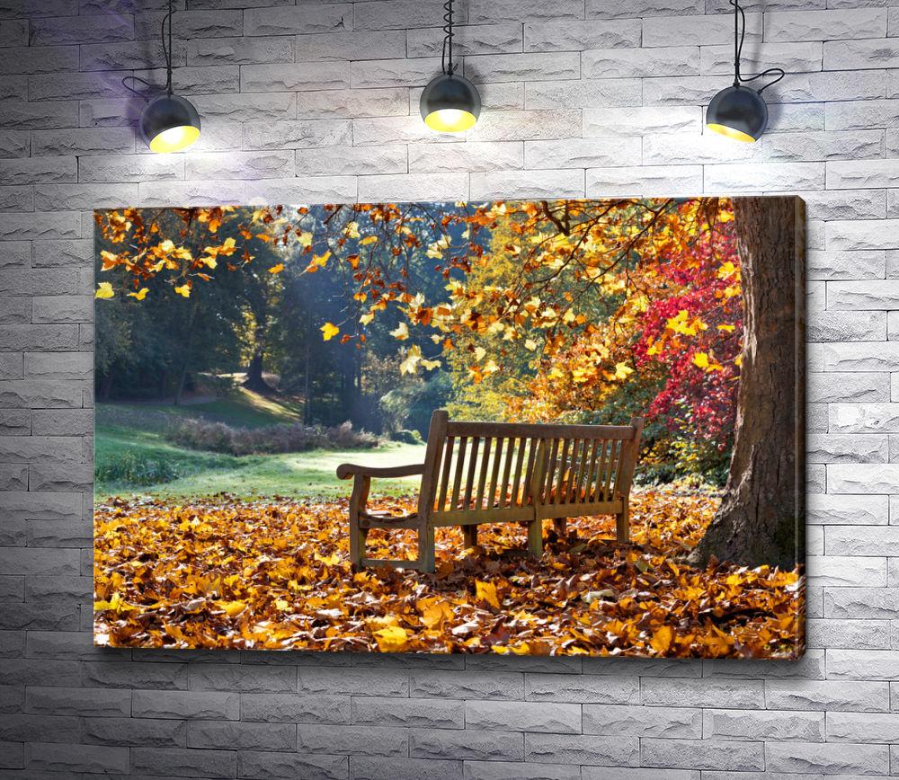 "Картина ""Осеннее спокойствие"""