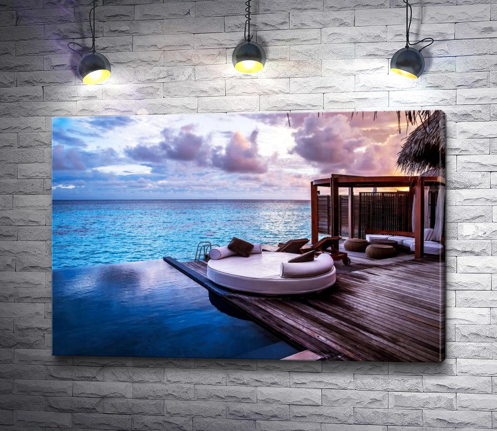 """Картина """"Морской рай"""""""