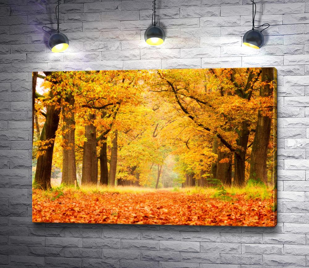 """Картина """"Осень пришла"""""""
