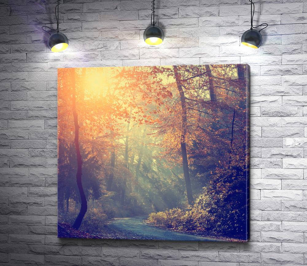 "Картина ""Лучик солнца"""