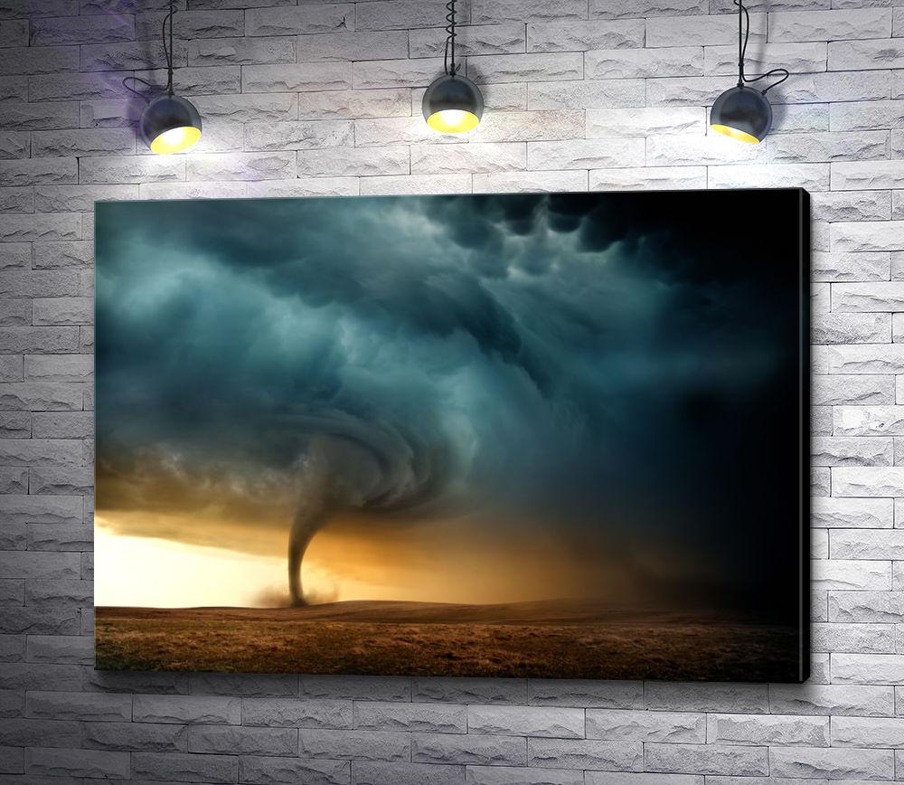 """Картина """"Сила торнадо"""""""