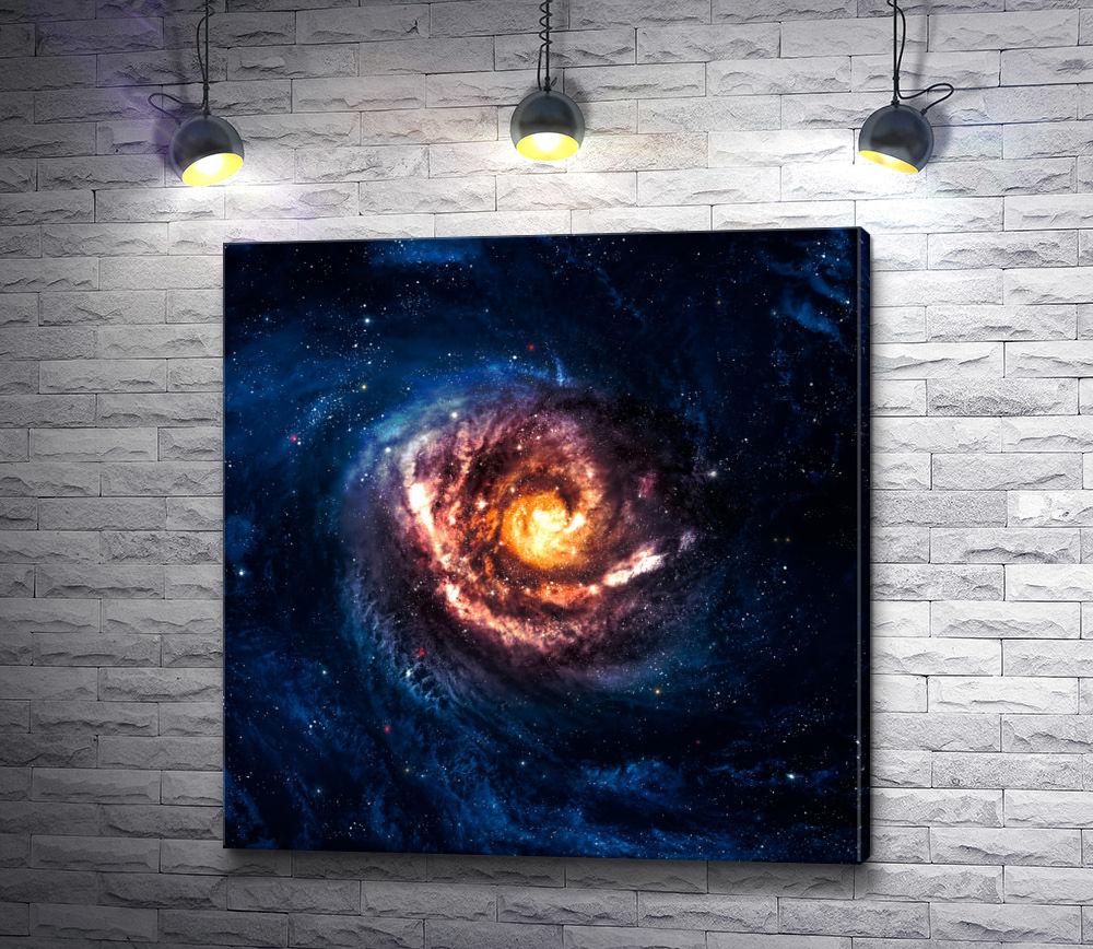 "Картина ""Секреты космоса"""