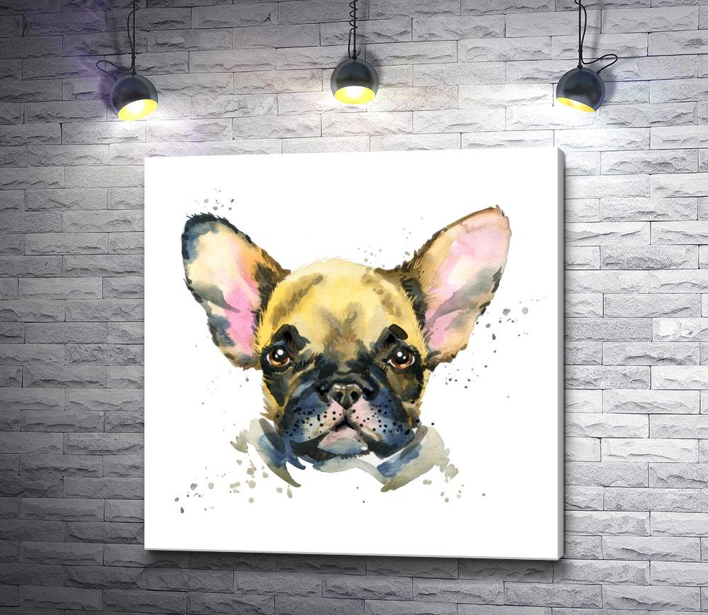 "Картина ""Портрет щенка"""