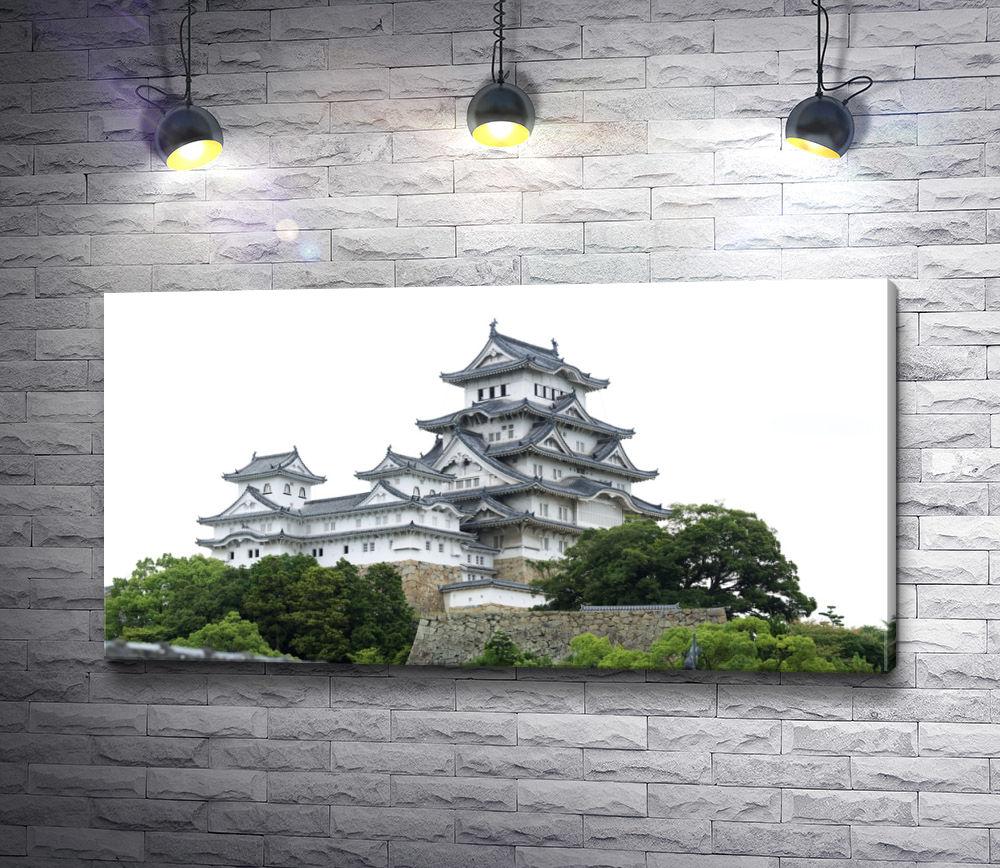 """Картина """"Замок Химэдзи, Япония"""""""